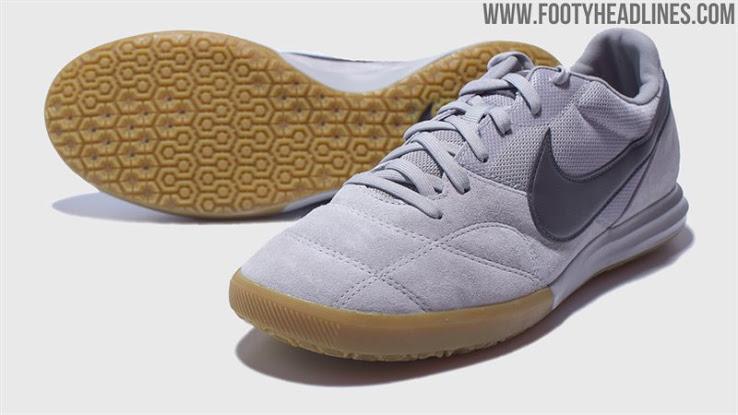 Botas Grey Nike Premier II Sala 2020