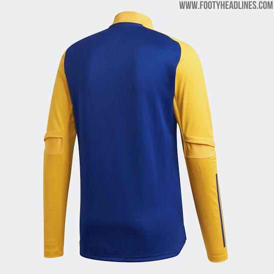 Uniforme de Entrenamiento de Boca Juniors 2020-2021