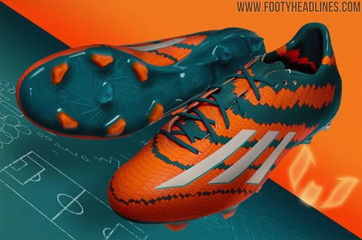 Botas Adidas Nemeziz Messi 2020 'Copa' Diseño Inspirado en Rosario