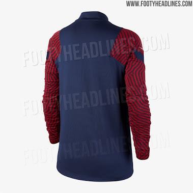 Camiseta de Entrenamiento PSG 2020-2021