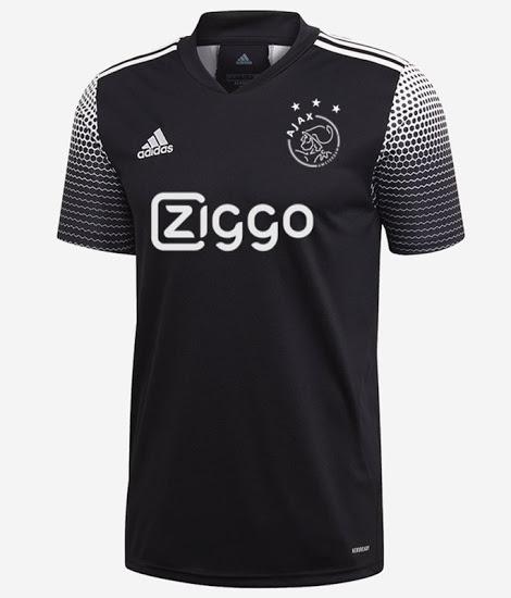 Camiseta alternativa del Ajax 2020-2021