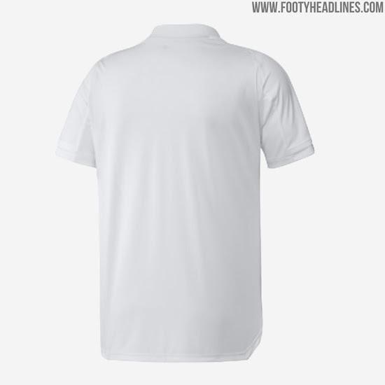 Camiseta de entrenamiento del Real Madrid 2020-2021