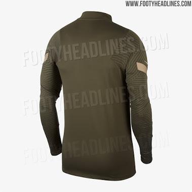 Camiseta de Entrenamiento del Atlético de Madrid 2020-2021