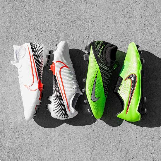 Colección de Botas Nike Futuro de Laboratorio II