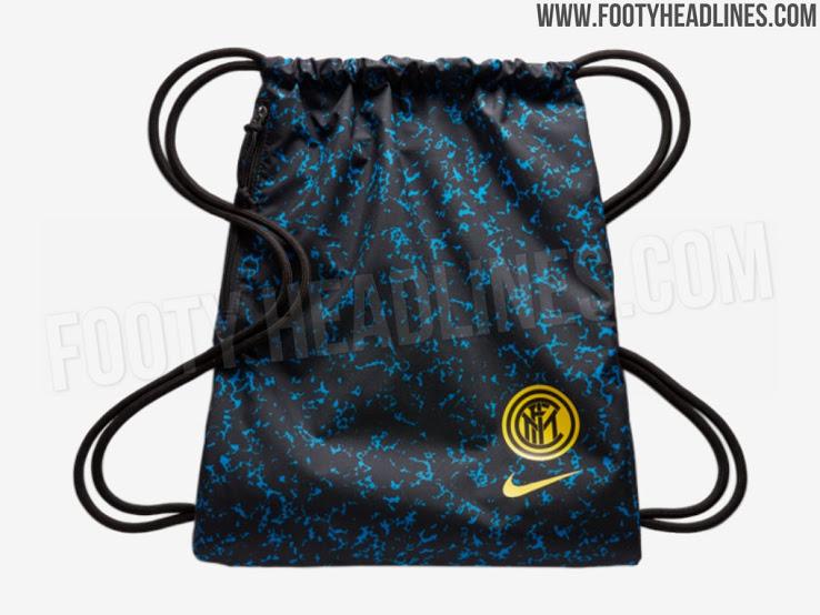 Camiseta Pre-Partido del Inter De Milán 2020-2021