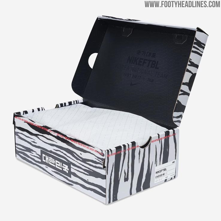 Botas Nike Mercurial 'Corea Del Sur'