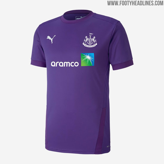Camiseta Alternativa del Newcastle United 2020-2021