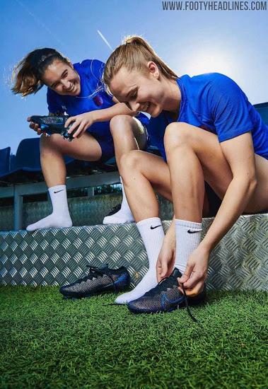Botas Nike Longitud De Onda