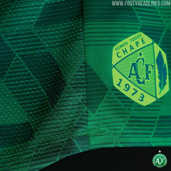 Camiseta de Local del Chapecoense 2020-2021