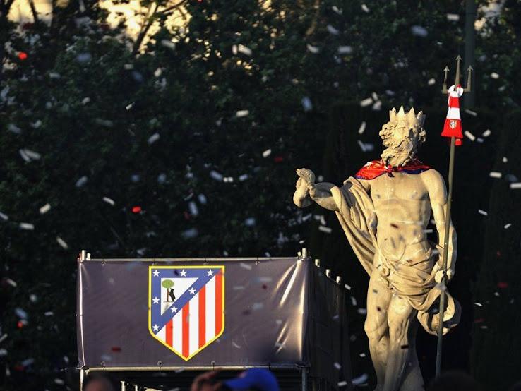 Chaqueta del Atlético De Madrid 2020-2021