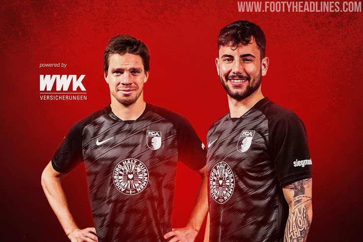 Camiseta especial del FC Augsburg 2019-2020 Liberado