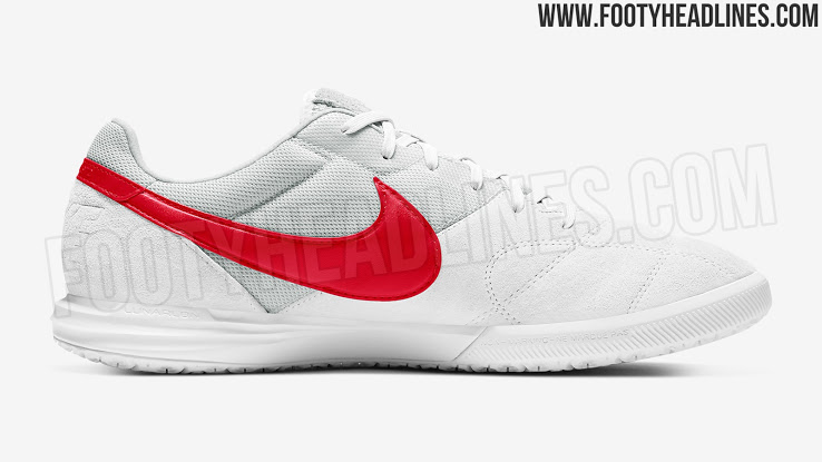 'Pure Platinum' Nike Premier II Sala Botas de Filtrado