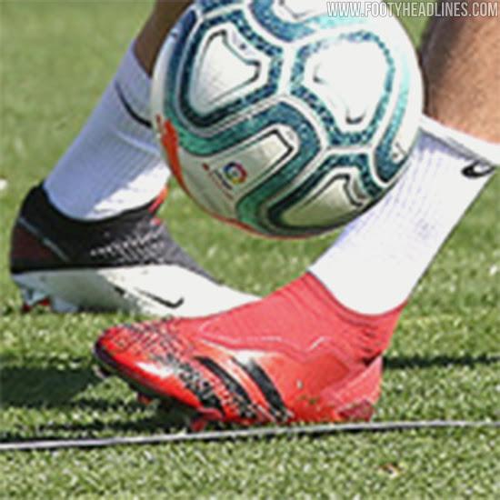 Álvaro Morata se Entrena en el Adidas Predator 20+ 'Animal' Botas - Sólo 500 Pares de todo el Mundo