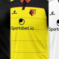 Camisetas del Watford 2020-2021 local, visitante y alternativa sin Adidas