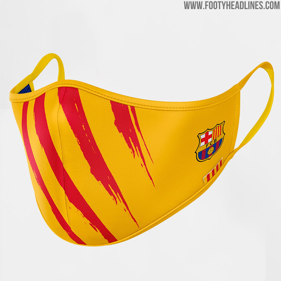 Mascarillas Oficiales del FC Barcelona