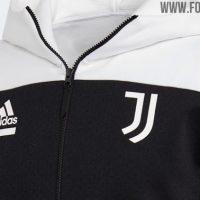 Chaqueta ZNE de la Juventus 2020-2021 Pre-Partido