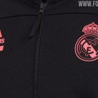 Chaqueta del Real Madrid 2020-2021