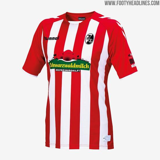 Camiseta especial del Friburgo 2019-2020