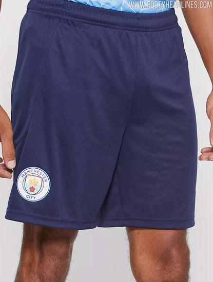 Camiseta Alternativa del Manchester City 2020-2021