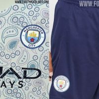 Camiseta Alternativa del Manchester City 2020-2021