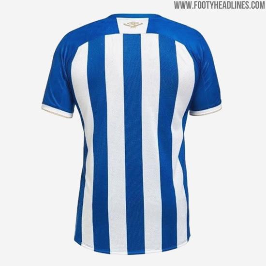 Camisetas de Local y Visitante del Avaí FC 2020-2021
