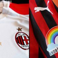 Camiseta especial del AC Milán 2019-2020 Para los Trabajadores de la Salud
