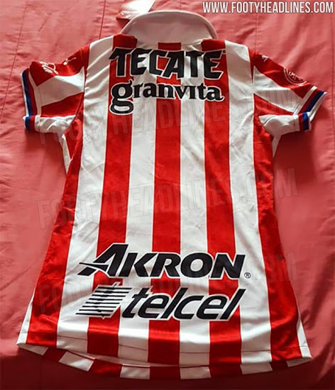 Camiseta de Local del Chivas 2020-2021