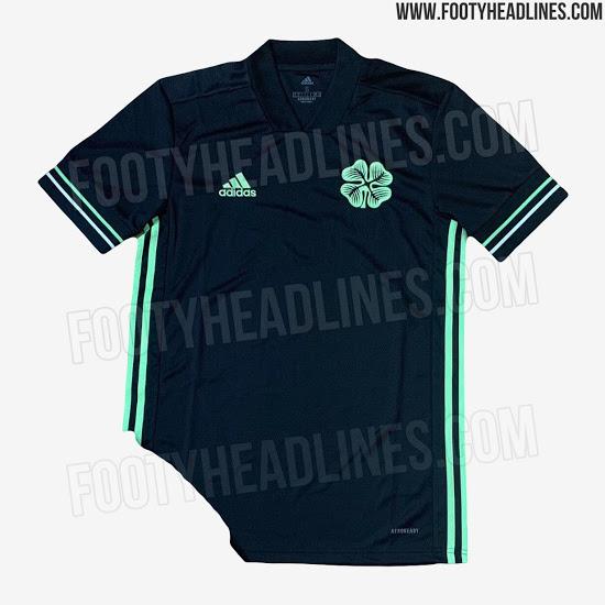 Tercera Camiseta del Celtic de Glasgow 2020-2021
