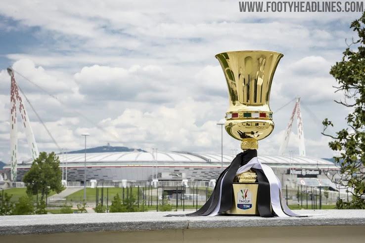 """Coppa Italia Se Convierte En """"Coppa Italia Coca-Cola"""""""