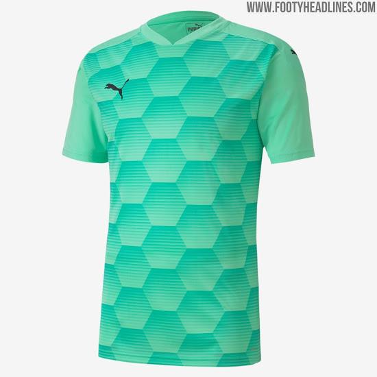 Camiseta de Visitante del PSV 2020-2021 Hecha por Puma