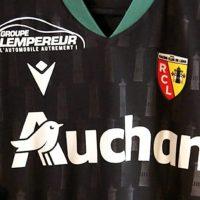 Camiseta de visitante del RC Lens 2020-2021
