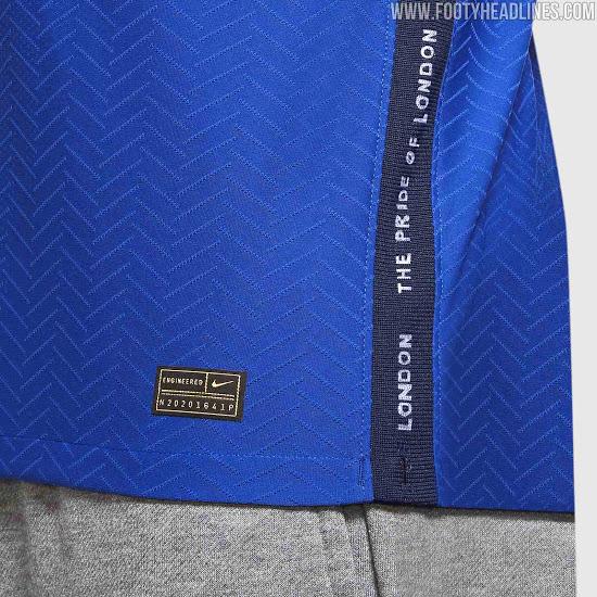 Camiseta de Local del Chelsea FC 2020-2021