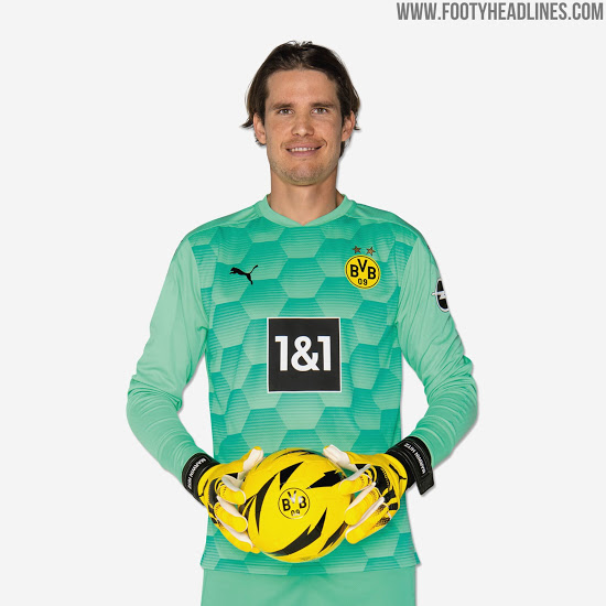 El Borussia Dortmund 20-21 Guardametas Liberado