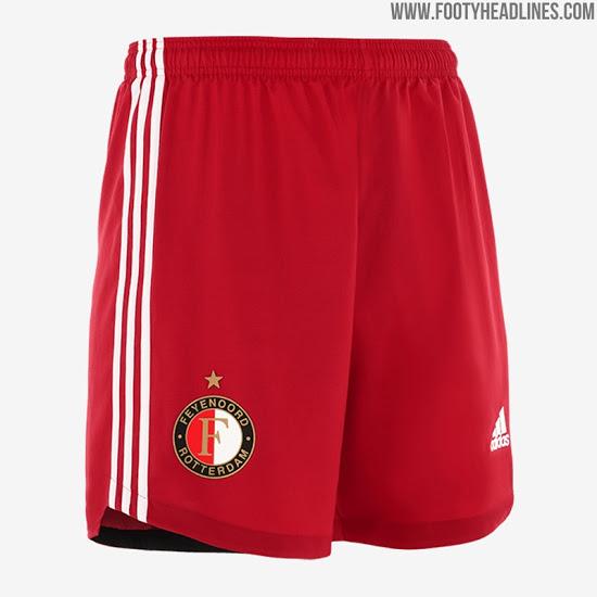 Camiseta de Visitante del Feyenoord 2020-2021