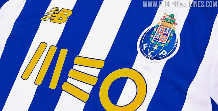 Camiseta de Local del FC Porto 2020-2021