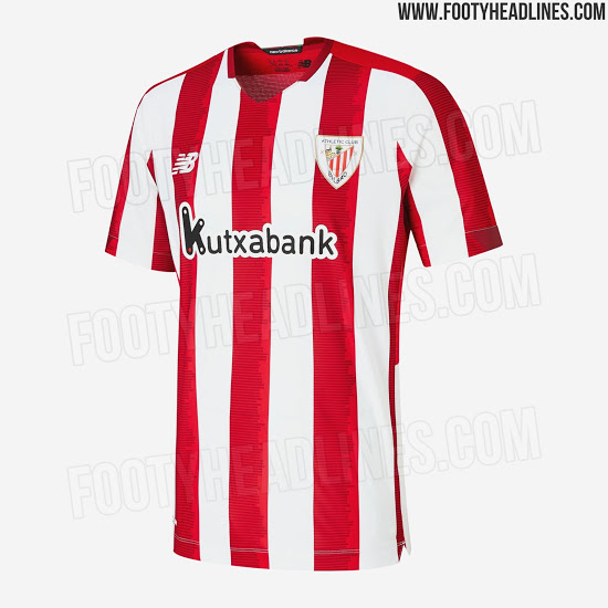 Camiseta de Local del Athletic Club de Bilbao 2020-2021