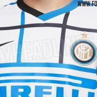 Camiseta de Visitante del Inter De Milán 2020-2021