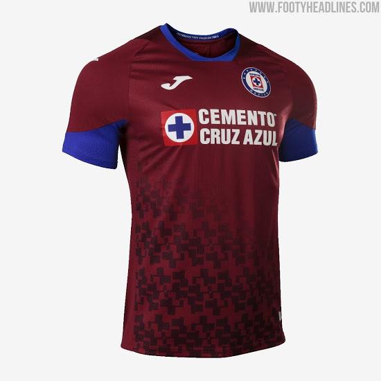 Camiseta de Local, Visitante, Alternativa y de Portero del Cruz Azul 2020-2021