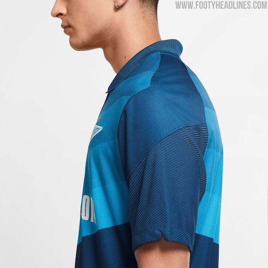 Camiseta de Local y Visitante del Zenit 2020-2021