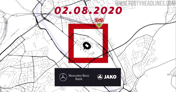 Camiseta de Local del Stuttgart 2020-2021
