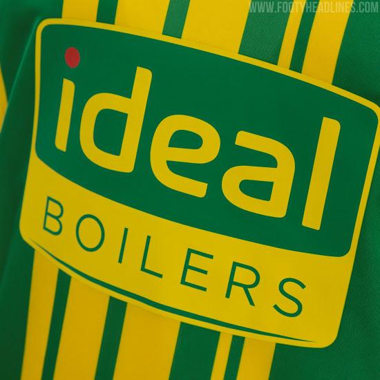 Camiseta de Visitante del West Bromwich Albion 2020-2021