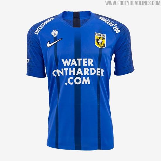 Camiseta de Visitante del Vitesse 2020-2021