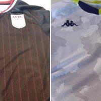 Camiseta de Visitante y Alternativa del Aston Villa 2020-2021