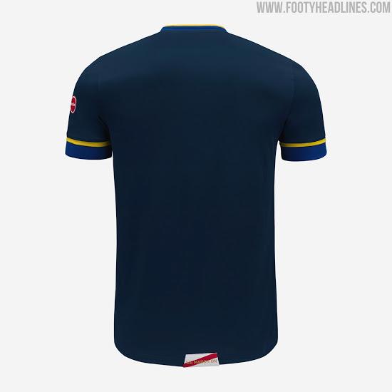 Camiseta de Visitante del Southampton 2020-2021