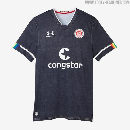 Camiseta Alternativa del San Pauli 2020-2021