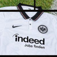 Camiseta de Visitante del Eintracht De Frankfurt 2020-2021