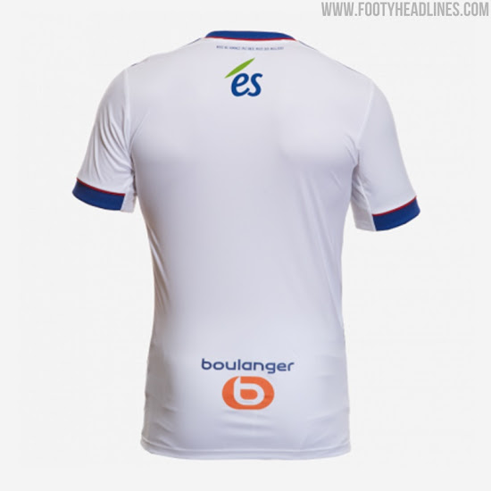 RC Estrasburgo 20-21 Home & Away Kits Liberado