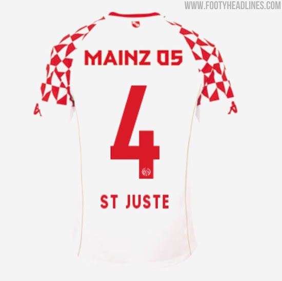 Camiseta de Local y Visitantes del Mainz 05 2020-2021