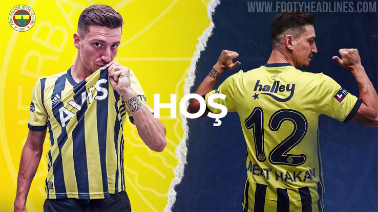 Camiseta de Local, Visitante y Alternativa del Fenerbahce 2020-2021