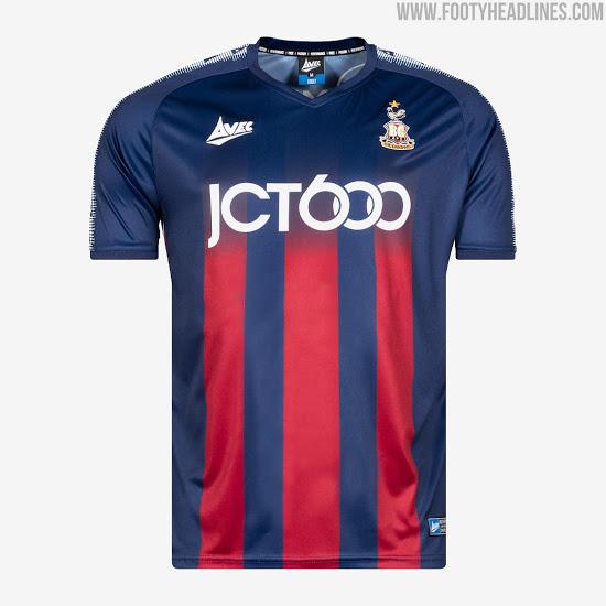 Camiseta de Visitante del Bradford City 2020-2021